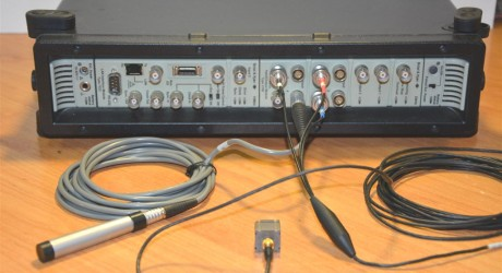 Analizador de ruido Brüel & Kjaer PULSE 3560
