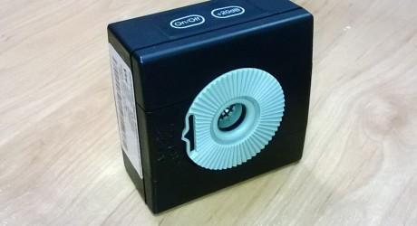 Calibrador acústico de campo para sonómetros.
